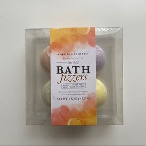 Asquith & Somerset Bath Fizzers 4-pack